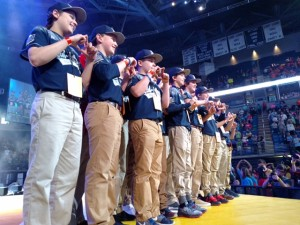 Red Land Boys at THON