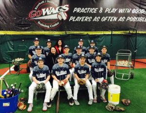 Nell-Abom-and-Lucy-Gnazzo-with-Red-Land-2015-Little-League-U.S